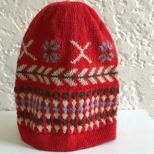 Anthropologie Knit Beanie